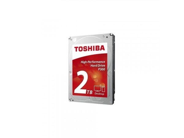 HARD DISK TOSHIBA 2TB HDWD220UZSVA PC P300
