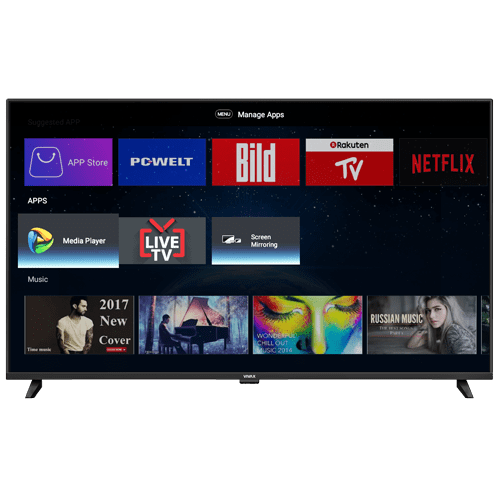 TV VIVAX 49S61T2S2SM ANDROID
