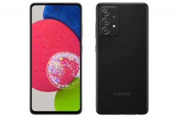MOBILNI TELEFON SAMSUNG A52S CRNI