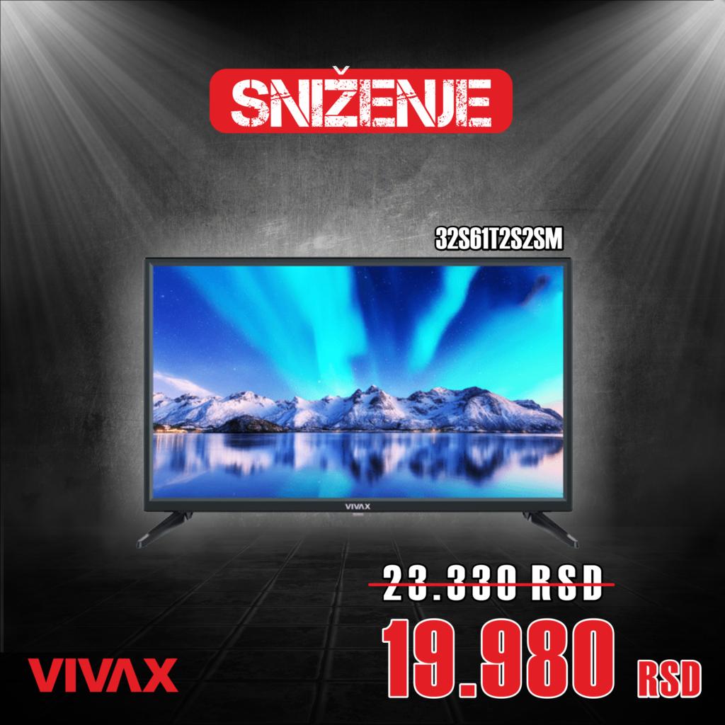 """SNIŽENJE VIVAX TV 32"""""""