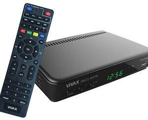 DVB-T2 VIVAX 183 PR