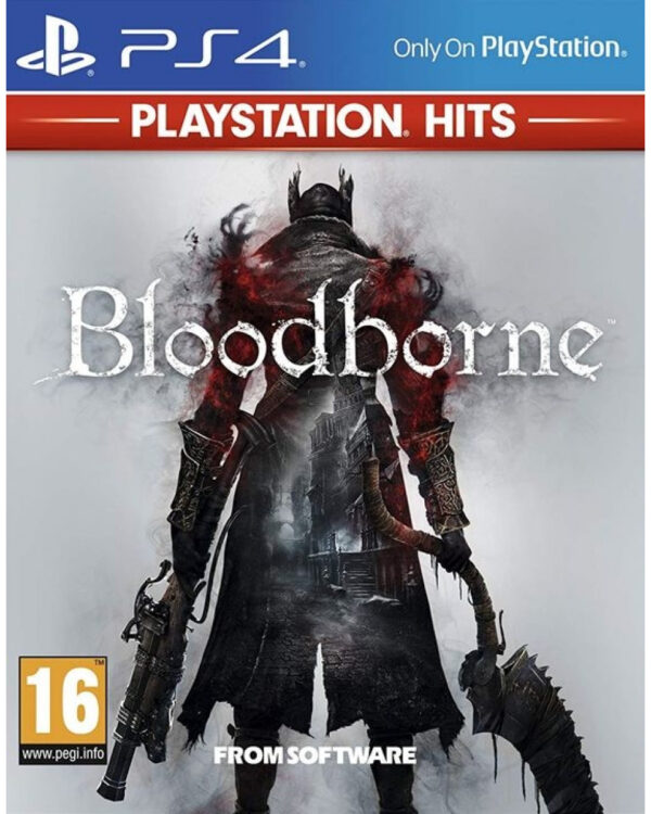 IGRICA PS4 BLOODBORNE