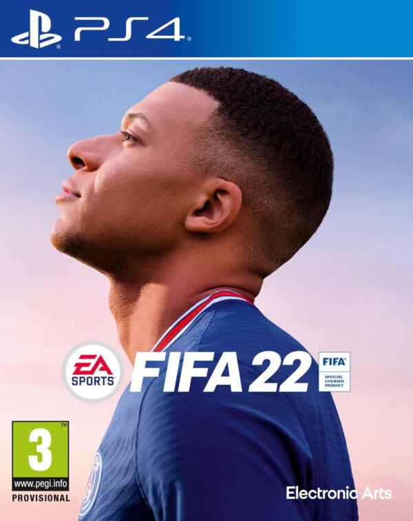 IGRICA ZA PS4 FIFA 22