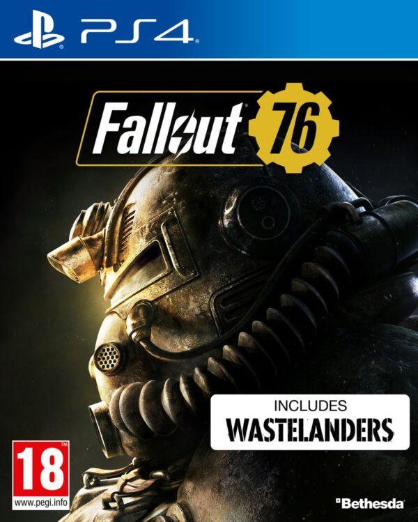 IGRICA ZA PS4 FALLOUT 76